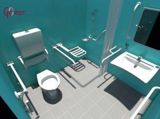 - Accessori bagno per disabili ...